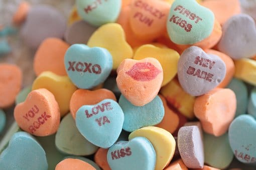 Conversation Hearts: A Dentist's Perspective
